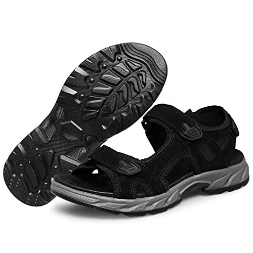 Sandalen Herren Wandersandalen Strand Schuhe - Sommer Outdoor Trekking Sports Sandalen Männer