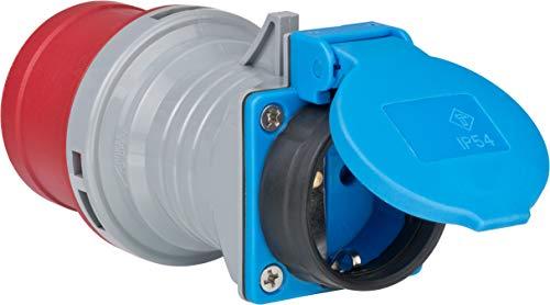Brennenstuhl CEE Adapter IP44 (Stecker: CEE 400V/16A, Steckdose: 230/16A)