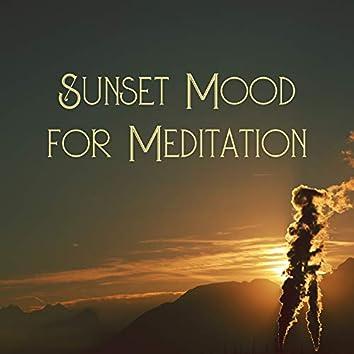 Sunset Mood for Meditation: Calm Sleep Energy, Spiritual Yoga, Relaxation, Reiki, Chakra Balance, Healing Music