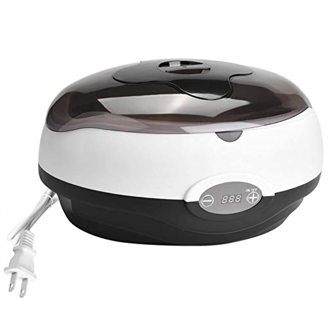 人形疾患氏200ワット2.8リットル110/220ボルト調節可能な温度制御ヒーター世帯ワックスヒーター溶融ハンドワックス加熱機温度制御