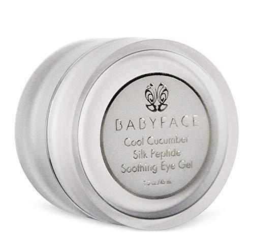Babyface Eye gel Cream Cool Cucumber Collagen & Ealstin Building Peptide Retinol
