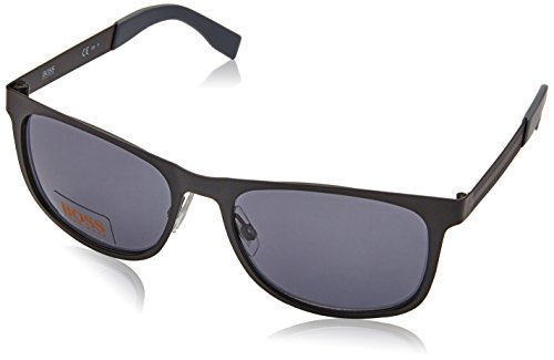 BOSS Orange BO 0244/S BN VT7 54 Montures de lunettes, Noir, Homme