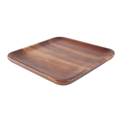 T & G Woodware Tuscany Plat Carré, Acacia