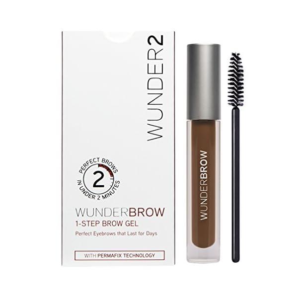 Beauty Shopping WUNDER2 WUNDERBROW Makeup Waterproof Eyebrow Gel For Long Lasting Eye Brow Make Up,
