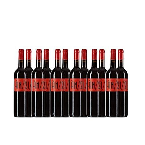 Rotwein Spanien Anima Negra AN/2 Mallorca trocken (12 x 0.75L)