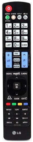 Original AKB72914208 Fernbedienung für and Kompatibel mit LG 42LD750 32LD650 32LD750 42LE4900 47LD690 LCD LED TV'S