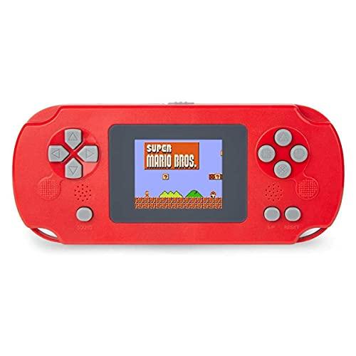 Super Mini Game Lcd Portátil 268 Jogos Clássico Retrô 8 Bits