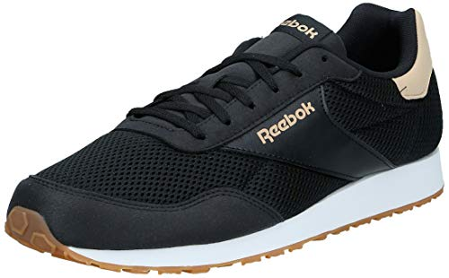 Reebok Royal Dimension, Zapatillas de Trail Running Hombre, Multicolor (Black/Sahara/White/Gum 000), 40 1/3 EU