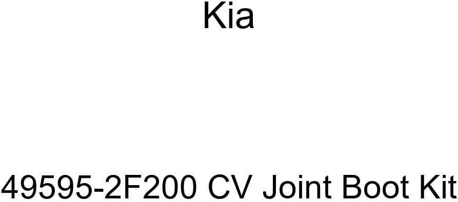 Kia 49595-2F200 CV Kit Los Angeles Mall Joint Special price Boot