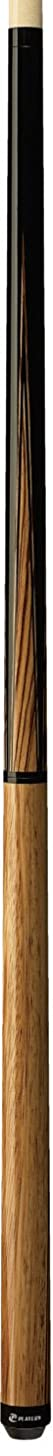 Players JB12 Maple and Zebrawood Half and Half Design Jump Break Cue