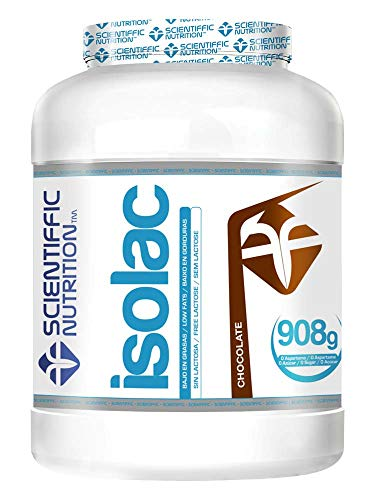 Isolac Whey Protein 908g Chocolate Isolac