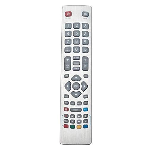 VINABTY SHWRMC0003 SHW/RMC/0003 Sostituzione telecomando per Sharp AQUOS LC-32CFE6242E LC-55CFE6242E LC-43CFE6352E LC-55CFE6452E LC-55CFE645