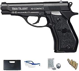 RD Compact Gamo Red Alert Pistola Full Metal + maletín +