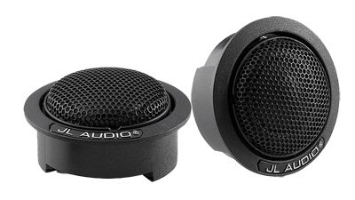 "JL Audio C5075-CT 3/4"" Evolution C5 Series Silk Dome Tweeters"
