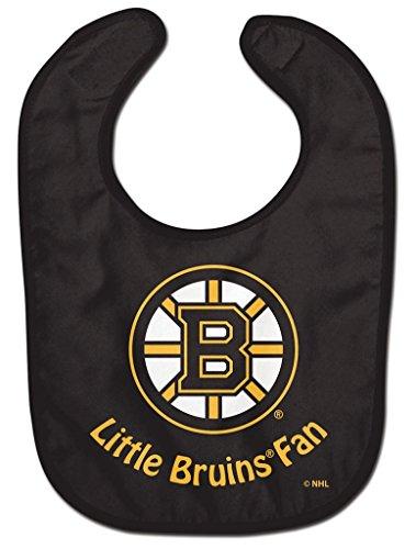 WinCraft NHL Boston Bruins WCRA2056614 All Pro Baby Bib
