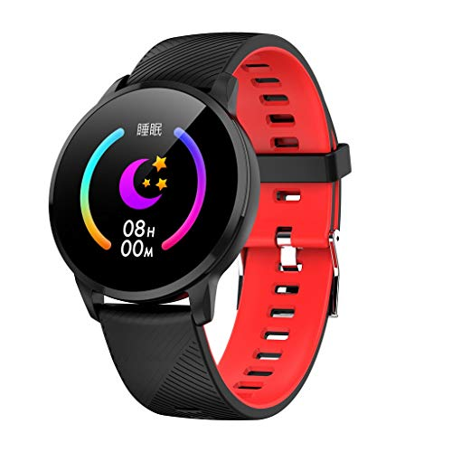 LQIAN Y16 Smart Watch / IP67 wasserdicht/Bewegungsmodus/Stoppuhr/Fotosteuerung - Pulsmesser Kompatibel mit Outdoor-Abenteuer geeignet, langlebig, kompatibel mit iPhone und Android