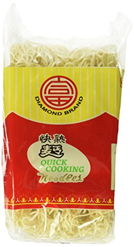 Diamond Quick Cooking Nudeln, ohne Ei (1 x 500 g Packung)