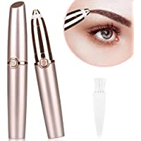 Ldf Painless Lipstick-Sized Eye brow Epilator