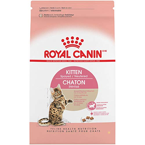 Royal Canin Feline Health Nutrition Spayed/Neutered Dry Cat Food