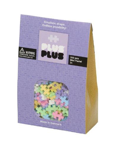 Plus-Plus Mini Pastel, 300 Parti