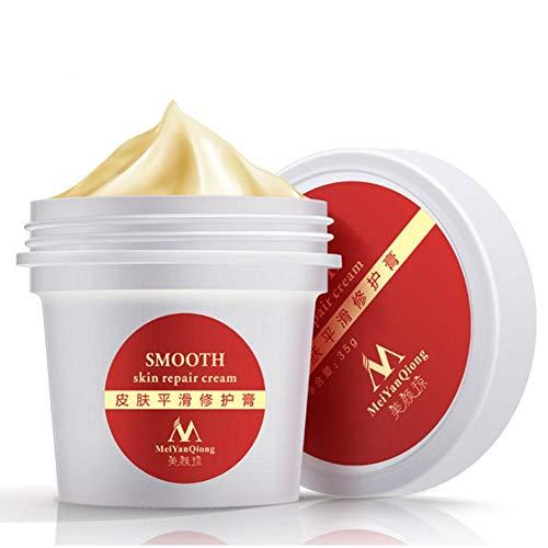 Brownrolly Crème Lisse de Marque de vergetures de réparation de crème de Soin de Peau de Petite boîte pour Le Soin 80g de Grossesse