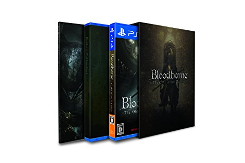 【PS4】Bloodborne The Old Hunters Edition 初回限定版 -