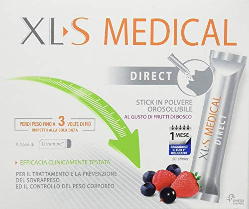 Xls Medical Lipos Direct - 90 sticks