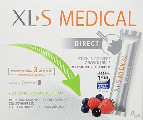 Xls Medical Lipos Direct - 90 sticks