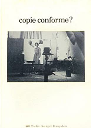 Copie conforme ? : [John De Andrea, Chuck Close, Jean-Olivier Hucleux], [exposition], 18 avril-11 juin 1979, Centre Georges Pompidou, Musée national dart moderne, [Paris