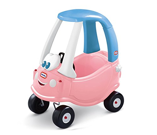 Little Tikes 614798E5 Cozy Coupe Pink Lady - Macchinina...