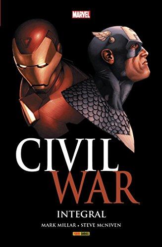 Civil War. Integral (MARVEL INTEGRAL)...