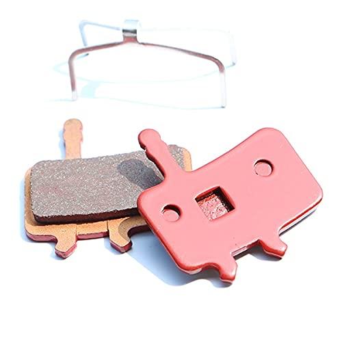 ZLLndz 1 par Sintered/Resin Metallic Bicycle Pads/Fit para SRAM Avid BB7 Juicy...