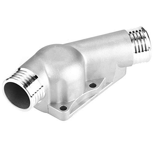 Carcasa del termostato - Cubierta de la carcasa del termostato de aluminio con junta para M3 Z3 E34 E36