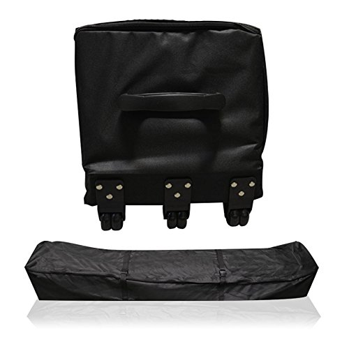 Impact Canopy Roller Bag for Carport Canopy Tent, Wheeled Storage Bag with Handles, Fits 10 x 20 Portable Carport Canopy - Roller Bag Only