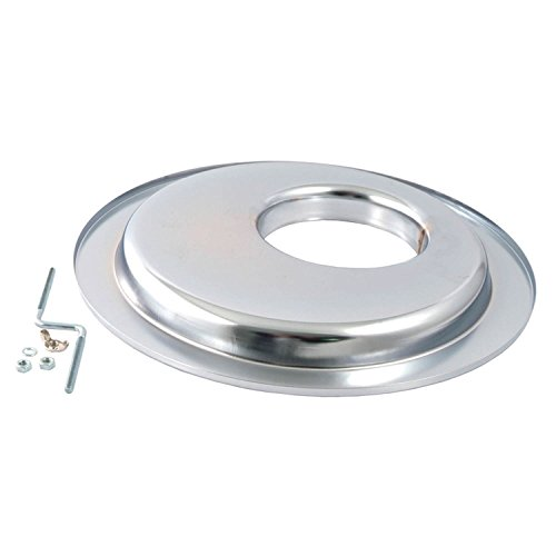 """Spectre Performance 4768 14"""" Offset Air Cleaner Base with Stud"""