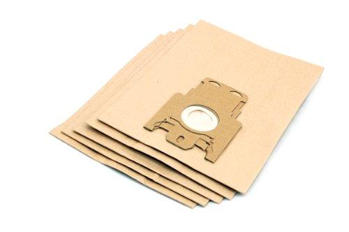 Sacs papier (5) pour aspirateurs Miele Cat & Dog FJM Series