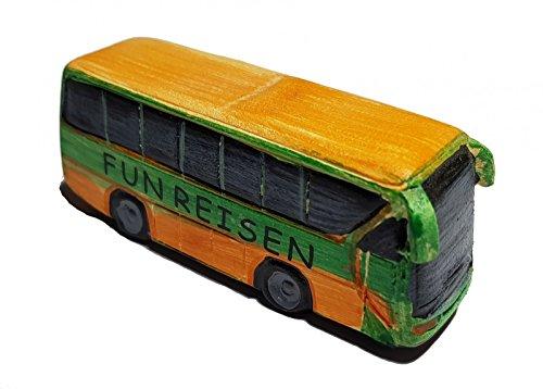 Reise-Bus 7,4 x 2,1 x 3 cm