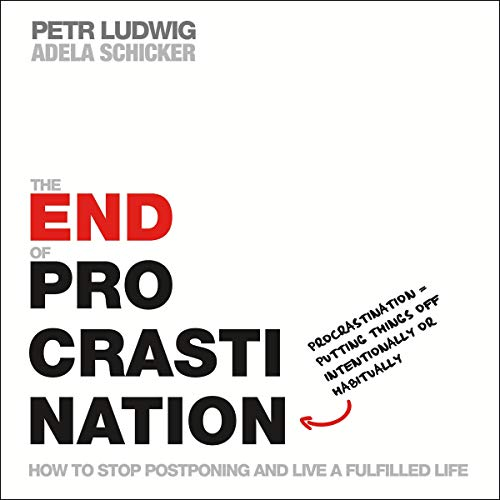 Couverture de The End of Procrastination