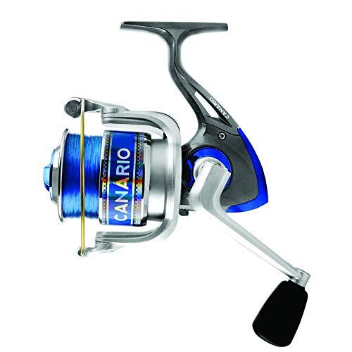 Molinete de Pesca Canário 30 Albatroz Fishing Azul Tamanho 3000