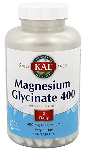 KAL Magnesium Glycinate 400mg