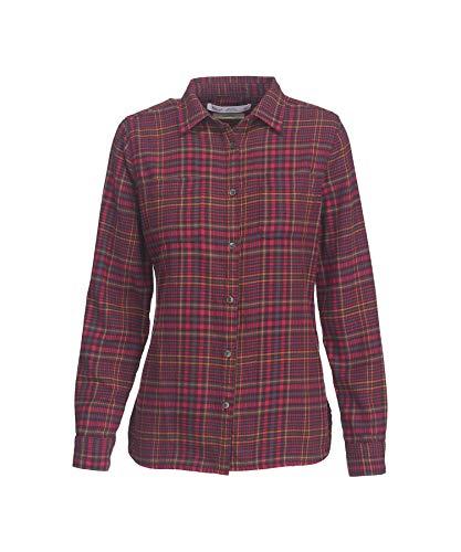 WOOLRICH The Pemberton Flanellhemd für Damen - Mehrfarbig - Mittel