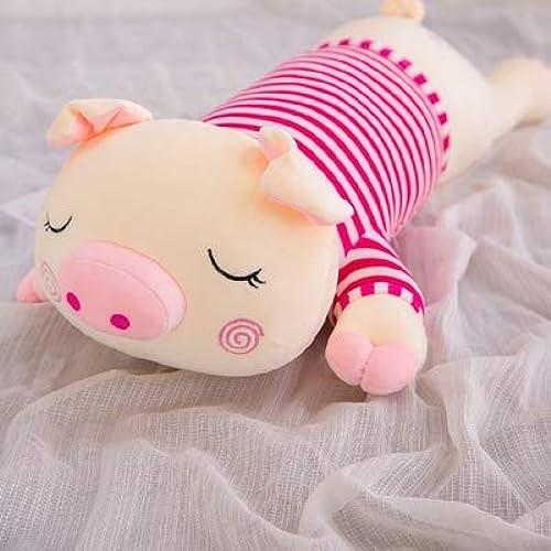 ordenar ahora QZXCD Juguetes Juguetes Juguetes de Peluche creativos Lindos Cerdos muñeca Cama Perezoso súper Suave Dormir Almohadas muñecas muñecas Regaño de cumpleaños 160 cm W  Envío y cambio gratis.