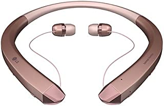 LG FBA_HBS-910 AGEURG Tone Infinim Bluetooth Stereo Headset, One Size, Rose Gold
