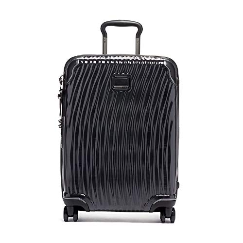 TUMI - Latitude Continental Carry-On - 22-Inch Hardside Luggage for Men and Women - Black