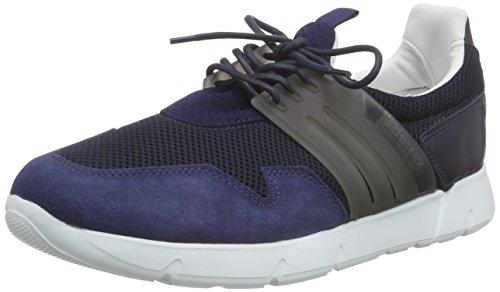 Blauer USA Herren 6SNEOTEK/Mix Sneakers, Blau (Navy), 45
