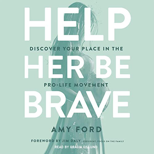 Help Her Be Brave cover art