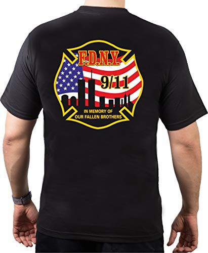 feuer1 T-shirt IN Memory of Our Fallen Brothers 9/11\