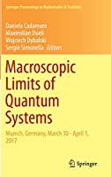 Macroscopic Limits of Quantum Systems: Munich, Germany, March 30 - April 1, 2017 (Springer Proceedings in Mathematics & Statistics)