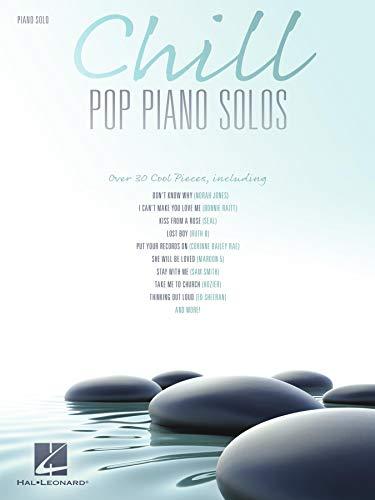 Chill Pop Piano Solos (English Edition)