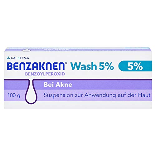 BENZAKNEN Wash 5% Suspension 100 g